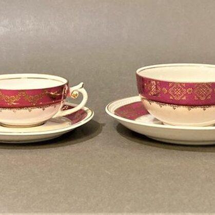 kafijas - 110 ml, tējas - 190 ml